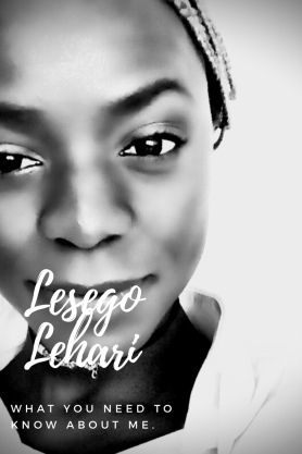 The Story behind Lesego Is up